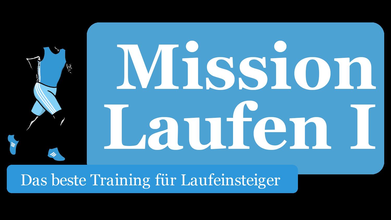 Mission Laufen I - Das beste Lauftraining für EInsteiger